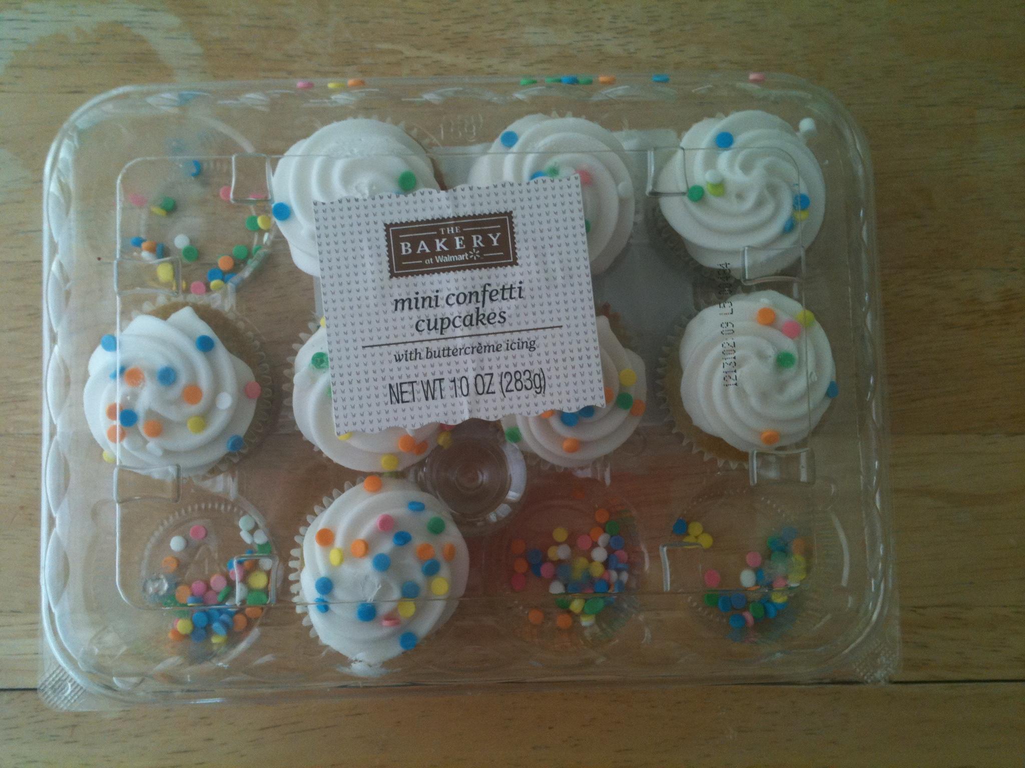 Walmart Bakery Cupcake Cake Ideas And Designs